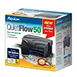 Aqueon 06117 QuietFlow 50 Power Filter, 250-GPH