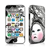 DecalGirl AIP4-GARDEN iPhone 4 Skin - Garden