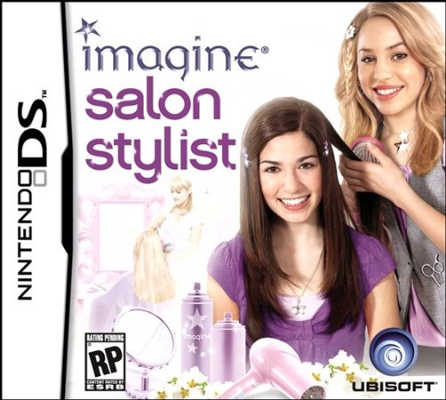 Imagine: Salon Stylist - Nintendo DS - 1