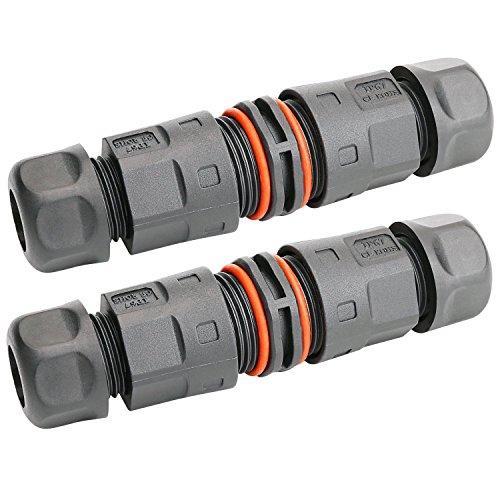 MYCARBON-2er-Kabelverbinder-Wasserdicht-Verbindungsmuffe-3-polig-fr--5mm-10mm-IP67-16A-250V-Korrosionsbestndig-Kabelverbindung-Auen-Verbindungsbox