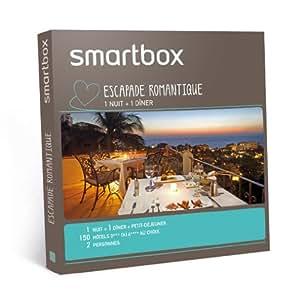 SMARTBOX - Coffret Cadeau - Escapade romantique