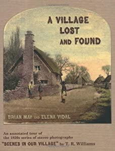 "Cover of ""A Village Lost and Found"""