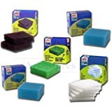 Set of 5 Juwel Compact Filter Sponges