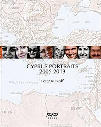 Cyprus Portraits written by Peter Rutkoff