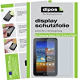 Dipos Antireflex Displayschutzfolie fr Samsung Galaxy Tab 7.0 Plus N P6201von &#34;dipos&#34;