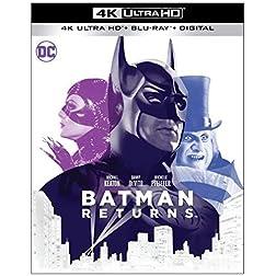 Batman Returns [4K Ultra HD + Blu-ray]