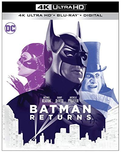 4K Blu-ray : Batman Returns (1992) (2 Discos)