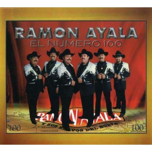Amazon.com: Ramon Ayala: Numero Cien: Music