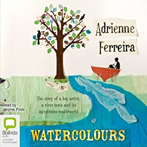 Watercolours | [Adrienne Ferreira]