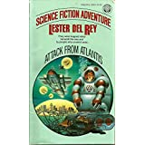 Attack from Atlantis ~ Lester Del Rey