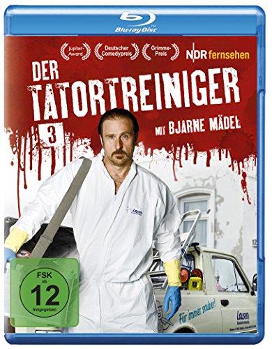 Der Tatortreiniger 3 (Folge 10-13) [Blu-ray]