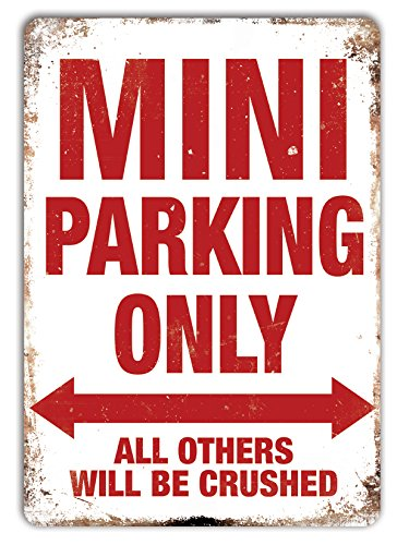 mini-parking-only-plaque-murale-motif-cooper-austin-rover