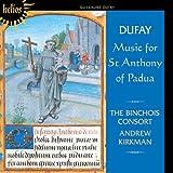 echange, troc  - Guillaume dufay missa de s anthonii de padua