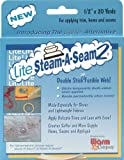 Warm Company Lite Steam-A-Seam 2 Double Stick Fusible Web: 1/2x20 Yds