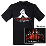 My Chemical Romance - T-Shirt Hands Praying (in XL)