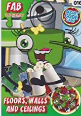 Bin Weevils Mulch Mayhem 016 FLOORS WALLS and CEILINGS (TAB FAMILY) Individual trading Card SECRET CODE
