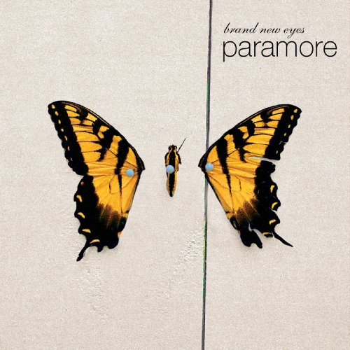 Brand New Eyes by Paramore