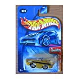 Hot Wheels 2004 First Editions Tooned Deora 25/100 GOLD 025 NO SURF BOARDS!