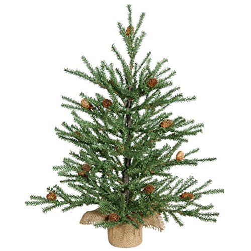 18-Carmel-Pine-Artificial-Christmas-Tree-with-Pine-Cones-and-Burlap-Base-Unlit