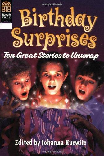 Birthday Surprises: Ten Great Stories To Unwrap front-775266