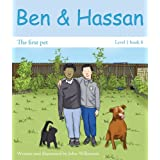 Ben and Hassan - The first petdi John Wilkinson