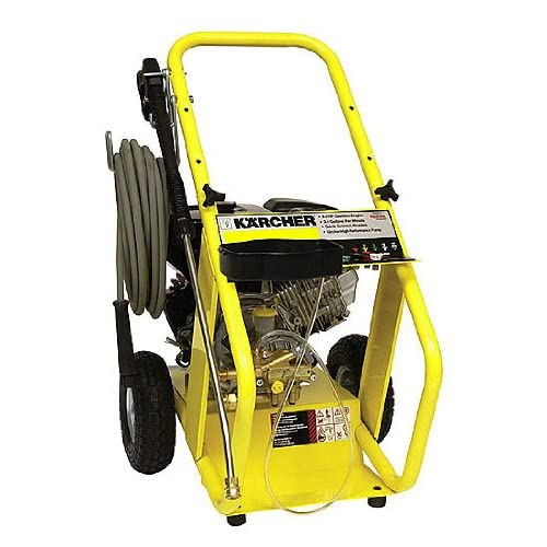 Karcher HD 3101 DRR Gasoline Powered Pressure Washer Factory Serviced