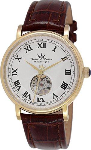 Orologio da polso uomo - Yonger&Bresson YBH8524_03B