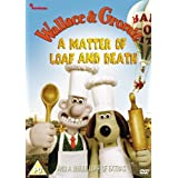Wallace & Gromit - A Matter of Loaf and Death [DVD]by Julian Nott