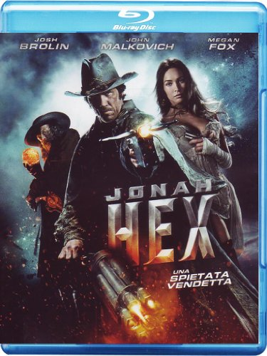Jonah Hex(+e-copy) [Blu-ray] [IT Import]