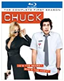 Chuck: The Complete First Season [Blu-ray] [2008] [US Import]