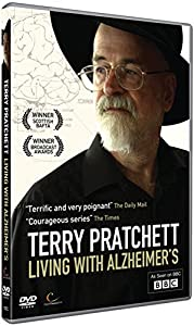 Terry Pratchett: Living With Alzheimer's [DVD]