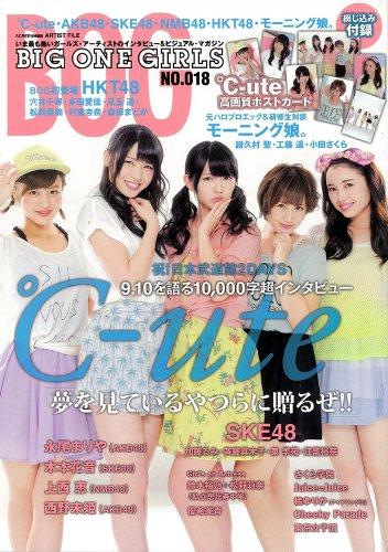 BIG ONE GIRLS NO.018 (SCREEN特編版)