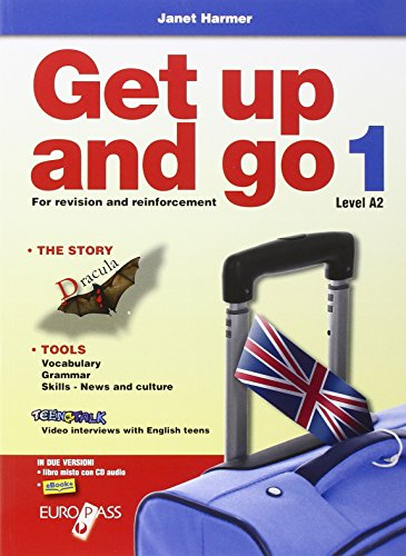 Get up and go. Con espansione online. Con CD Audio. Per le Scuole superiori: 1
