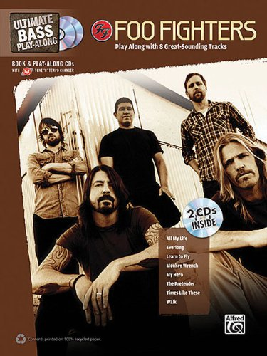 Foo Fighters: Ultimate Bass Play-Along Book/2-CD Pack