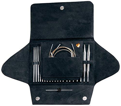 addi Click Turbo Basic Interchangeable Circular Knitting Needle System with E...