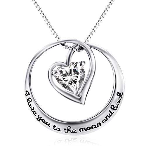 925-silver-i-love-u-2-the-moon-and-back-diamond-cut-crystal-circle-with-heart-pendant-necklace-18