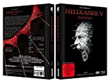 Hellraiser 5 – Inferno – Uncut/Black Edition [Blu-ray] [Limited Edition]