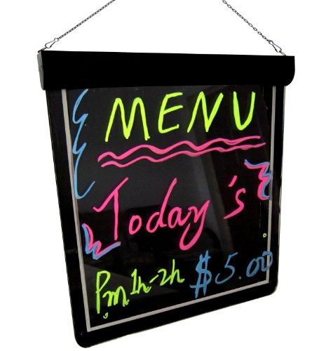 Led Writing Board Menu Sign Led Message Board Flashing Neon On Hot Sale