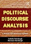 Political Discourse Analysis: A Metho...