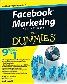 Facebook Marketing All-in-One For Dummies (For Dummies (Computers))