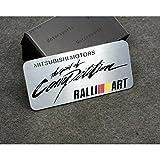 benzee C148�Emblem Aufkleber Aufkleber Ralliart Racing Motorsport Mitsubishi Lancer Pajero Outlander ASX Galant Eclipse Spyder