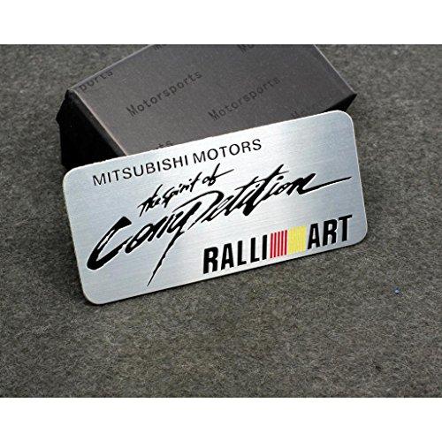 voiture-accessoires-c148-embleme-badge-en-vinyle-ralliart-racing-motorsport-lancer-mitsubishi-pajero
