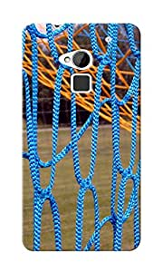 KnapCase Goal Net Designer 3D Printed Case Cover For HTC One Max