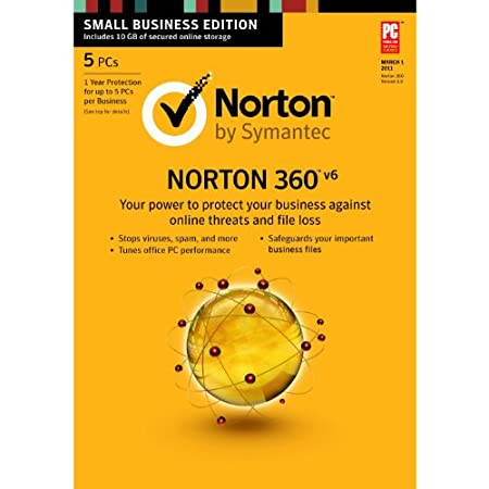 Norton 360 6.0 - 5 Users [Old Version]