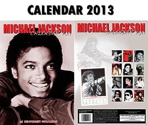MICHAEL JACKSON 2013 KALENDER BY DREAM + MICHAEL JACKSON kühlschrankmagnet