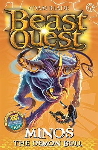 50: Minos the Demon Bull (Beast Quest)