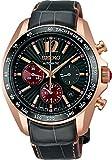 [セイコー]SEIKO 腕時計 BRIGHTZ ブライツ コットンクラブコラボレーションモデル メカニカル 自動巻 (手巻つき) サファイアガラス スーパークリア コーティング 日常生活用強化防水 (10気圧) SDGZ008 メンズ