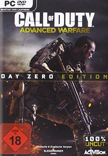 Call of Duty: Advanced Warfare - Day Zero Edition inkl. Steelbook [Importación Alemana]