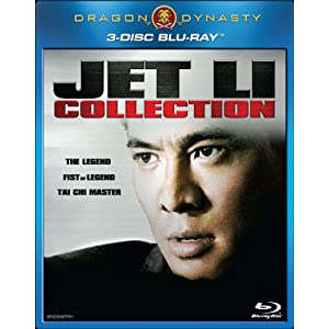 Dragon Dynasty Triple Feature-Jet Li Collection [Blu-ray] $9.99