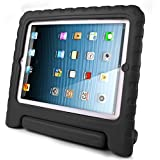 IPad Case For Kids, SAVFY Shockproof Case Light Weight Kids Case Super Protection Cover Handle Stand Case For...